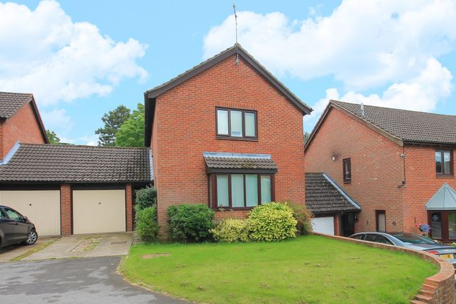 Thumbnail Detached house to rent in Mallard Place, East Grinstead, West Sussex