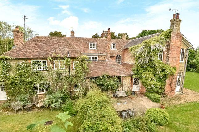 Thumbnail Detached house for sale in Sellindge, Ashford, Kent
