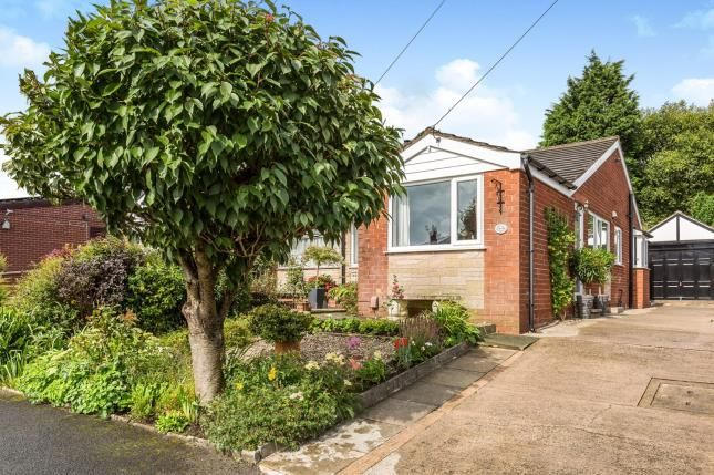 Thumbnail Bungalow for sale in Royshaw Avenue, Blackburn, Lancashire