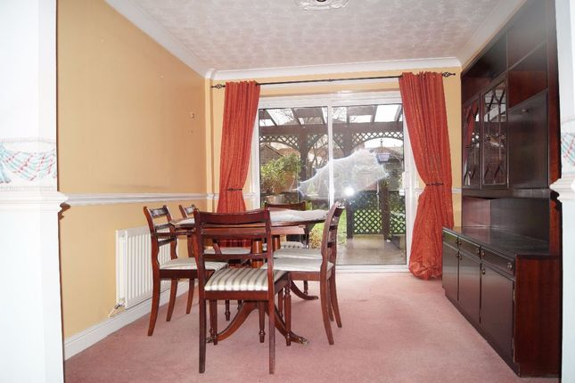 Thumbnail Detached house to rent in Lindsay Road, Burnage