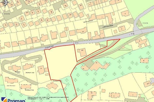 Thumbnail Land for sale in 80, Atlantic Way, Westward Ho, Bideford, Devon, UK