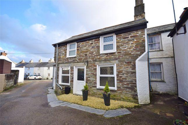 Thumbnail Semi-detached house for sale in West Lane, Delabole
