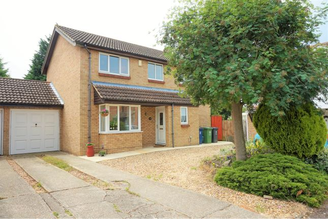 Thumbnail Link-detached house for sale in Balland Field, Willingham, Cambridge