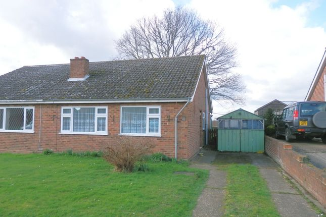 2 bed semi-detached bungalow for sale in Woodlands, Great Oakley