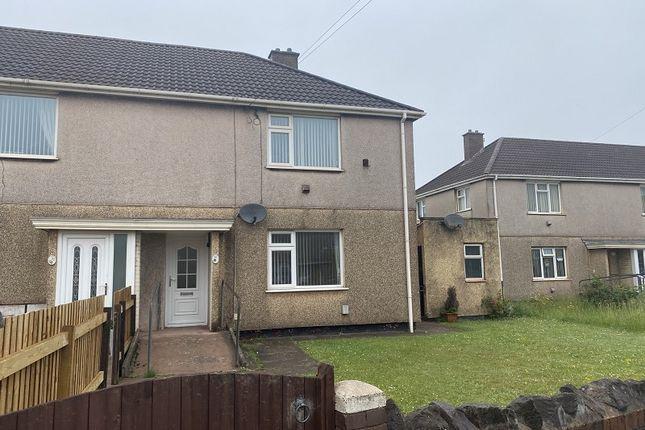 Thumbnail Flat to rent in Burke Avenue, Port Talbot, Neath Port Talbot.
