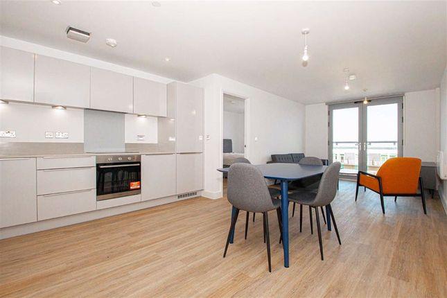 Thumbnail Flat to rent in 801 Silbury Boulevard, Central Milton Keynes, Milton Keynes