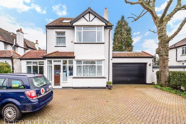 Thumbnail Detached house for sale in Woodmansterne Lane, Wallington