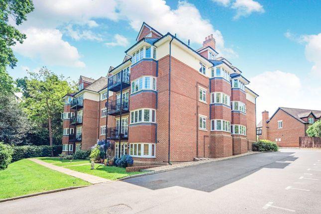 Thumbnail Flat to rent in Canterbury Gardens, Farnborough