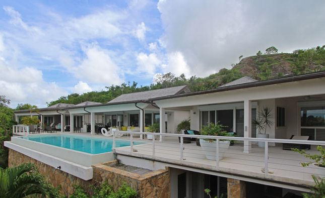 Thumbnail Detached house for sale in Villa Champagne, Galley Bay Heights, Antigua And Barbuda