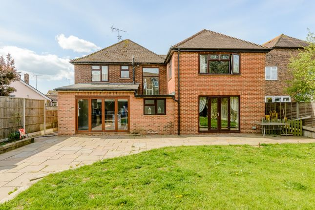 Thumbnail Detached House For Sale In Park Road Arundel West Sussex