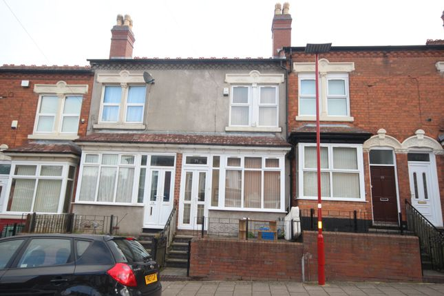 Thumbnail Terraced house to rent in Laxey Road, Birmingham
