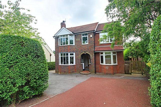 Thumbnail Detached house for sale in Chapel Lane, Threapwood, Cheadle, Stoke-On-Trent