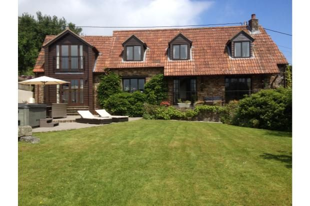 Thumbnail Detached house for sale in Tawstock, Barnstaple