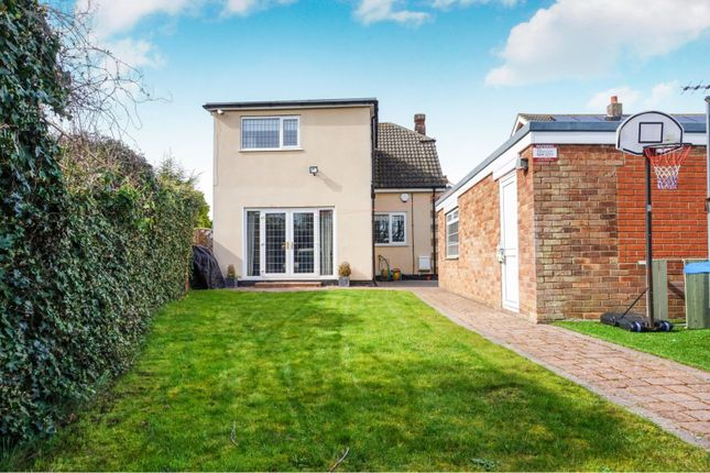 Rear View of Bulwick Avenue, Scartho, Grimsby DN33
