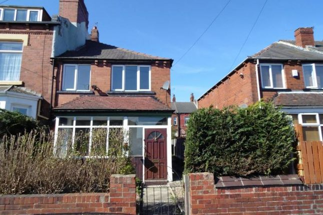 Thumbnail End terrace house for sale in Grovehall Drive, Beeston, Leeds