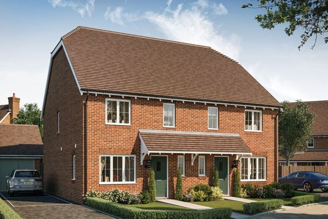 "Thumbnail Property for sale in ""The Leith"" at Horsham Road, Handcross, Haywards Heath"