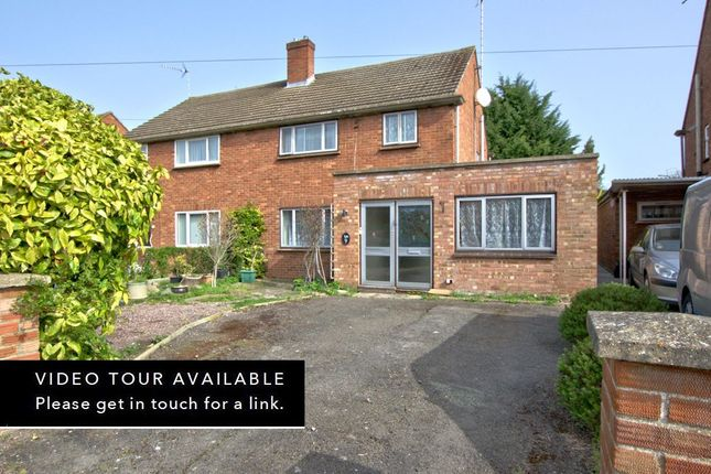 Thumbnail Semi-detached house for sale in Forest Road, Cherry Hinton, Cambridge