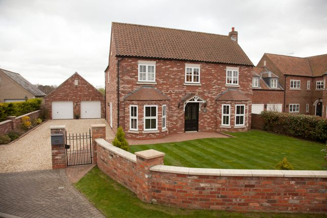Thumbnail Detached house for sale in Abbey Park, Torksey, Lincoln