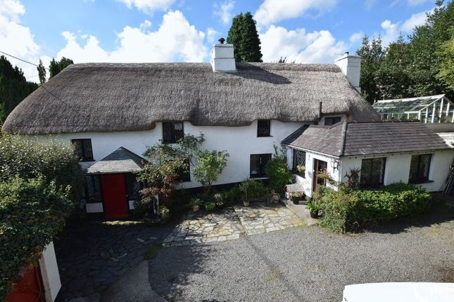 Thumbnail Cottage for sale in North Road, Lifton