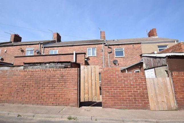 Rear External of 6 Third Street, Blackhall Colliery, Hartlepool TS27