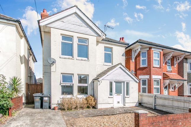 Thumbnail Flat for sale in Pine Road, Winton, Bournemouth