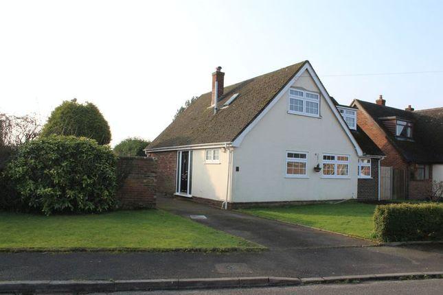 Thumbnail Detached house for sale in Cavendish Close, Doveridge, Ashbourne