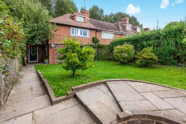 Thumbnail End terrace house for sale in Coronation Cottages, Tinkers Lane, Ticehurst, East Sussex