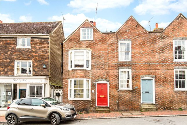 Thumbnail Terraced house for sale in High Street, Ditchling, Hassocks, East Sussex
