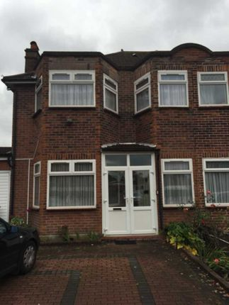 Thumbnail Terraced house to rent in Slough Lane, Colindale