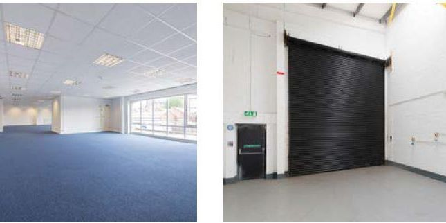 Photo 3 of Unit 13, Ellerslie Square Industrial Estate, Lyham Road, Brixton, London SW2