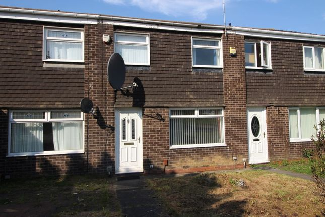 3 bed terraced house for sale in Tudor Way, Newcastle Upon Tyne