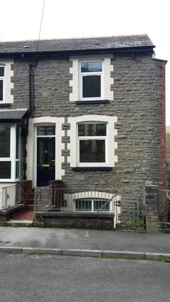 Thumbnail Terraced house to rent in Darran Terrace, Ferndale