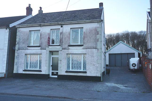 Thumbnail Detached house for sale in Llandeilo Road, Gorslas, Llanelli