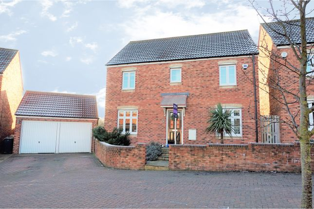 Thumbnail Detached house for sale in Towler Drive, Rodley, Leeds