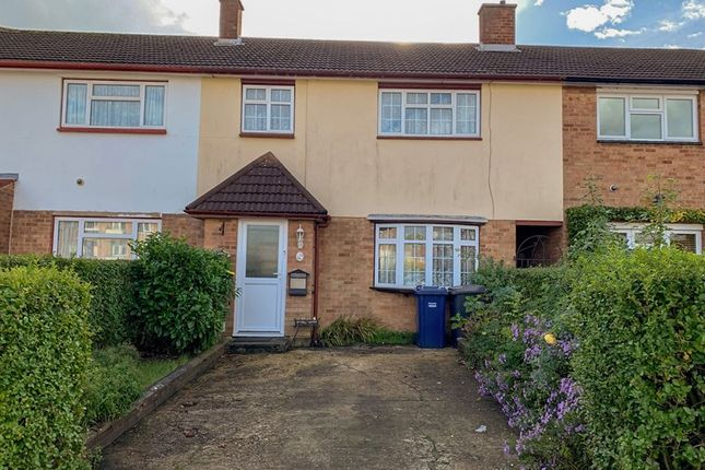 Thumbnail Terraced house to rent in Quinta Drive, Arkley, Barnet