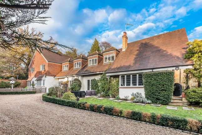 Thumbnail Detached house for sale in The Old Brickworks, Windlesham