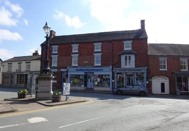 Thumbnail Commercial property for sale in The Square, Audlem, Cheshire