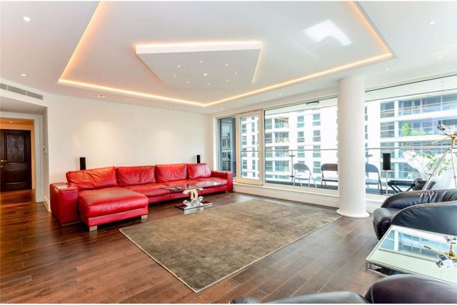 Thumbnail Flat for sale in Lensbury Avenue, Imperial Wharf, Chelsea, London