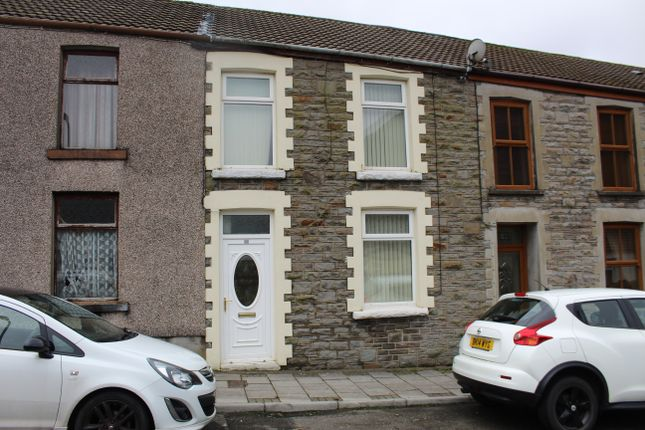 3 bed terraced house for sale in Halifax Terrace, Treherbert CF42