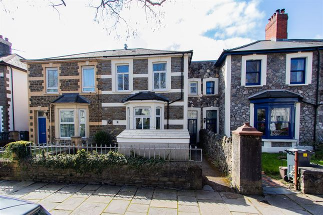 Thumbnail Flat to rent in Partridge Road, Roath, Cardiff