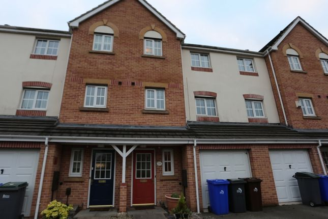 Thumbnail Mews house for sale in Fletcher Road, Stoke On Trent