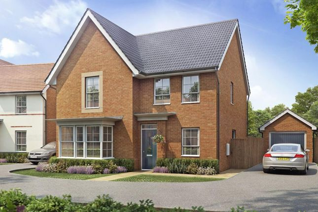 "Thumbnail Detached house for sale in ""Cambridge"" at Tenth Avenue, Morpeth"