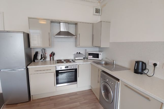Thumbnail Flat to rent in West Maitland Street, West End, Edinburgh