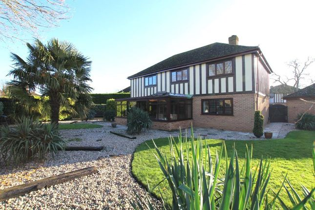 4 bed detached house for sale in Adelaide Close, Soham, Ely