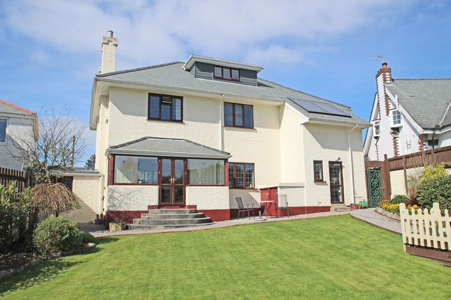 Thumbnail Detached house for sale in Venn Way, Hartley, Plymouth