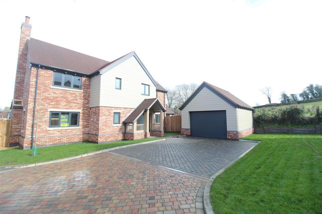 Thumbnail Detached house for sale in Coalport House, Ashworth Court, Much Wenlock
