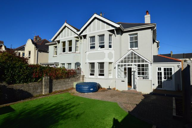 Thumbnail Semi-detached house for sale in St. Annes Road, Torquay