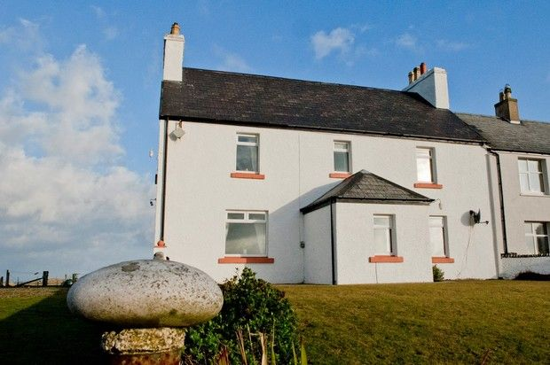 Thumbnail Semi-detached house for sale in Isle Of Tiree, Isle Of Tiree