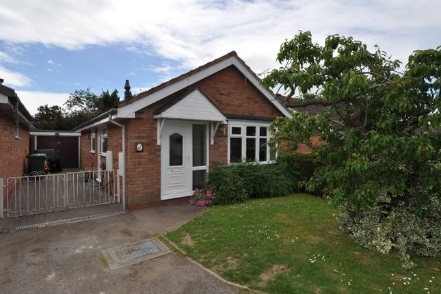Thumbnail Detached bungalow for sale in Illshaw Close, Redditch