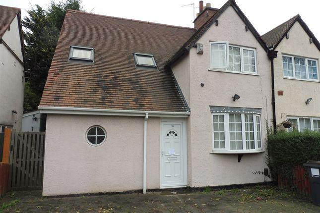 Thumbnail Semi-detached house for sale in Boulton Walk, Erdington, Birmingham